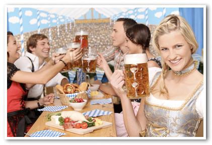 Oktoberfest Firmenveranstaltung