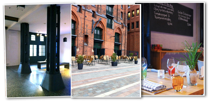 Eventlocation Speicherstadt Hamburg