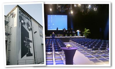 Eventlocation Studio Hamburg