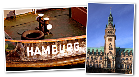 Teamevent Hamburg Sightseeing
