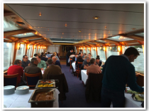 Elbe Lounge Bootstour