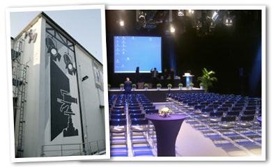 Eventlocation Studio Hamburg