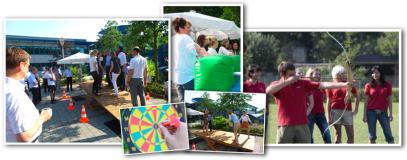 Sommerfest Rahmenprogramm