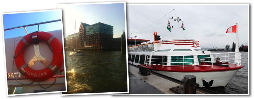 Elbe Bootstour Rahmenprogramm