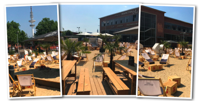 Eventlocation Strandclub Hamburg St. Pauli